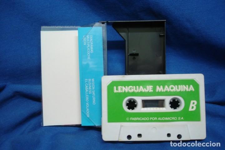 Videojuegos y Consolas: LENGUAJE MÁQUINA Nº 5 PARA COMMODORE - Foto 2 - 173204768
