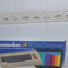 Videojuegos y Consolas: COMMODORE 64 EN CAJA. Lote 175122728