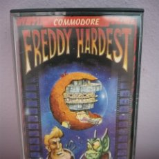 Videojuegos y Consolas: ANTIGUO VIDEOJUEGO FREDDY HARDEST COMMODORE. Lote 176771195