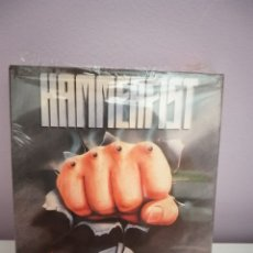 Videojuegos y Consolas: ANTIGUO VIDEOJUEGO HAMMERFIST COMMODORE RARO!!!!. Lote 176771414