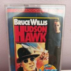 Videojuegos y Consolas: ANTIGUO VIDEOJUEGO BRUCE WILLIA HUDSON HAWK COMMODORE. Lote 176772119