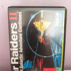 Videojuegos y Consolas: ANTIGO VIDEOJUEGO STAR RAIDERS II COMMODORE ELECTRO DREAMS. Lote 176774865