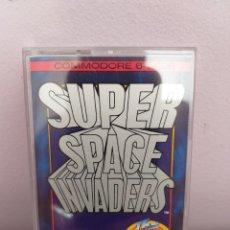 Videojuegos y Consolas: ANTIGUO VIDEOJUEGO SUPER SPACE INVADERS. Lote 176781717