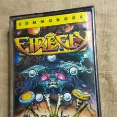 Videojuegos y Consolas: VIDEOJUEGO CINTA COMMODORE FIREFLY. Lote 181083207