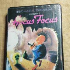 Videojuegos y Consolas: VIDEOJUEGO CINTA COMMODORE HOCUS FOCUS. Lote 181083552