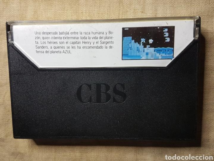Videojuegos y Consolas: Videojuego cinta commodore side arms - Foto 2 - 181083681