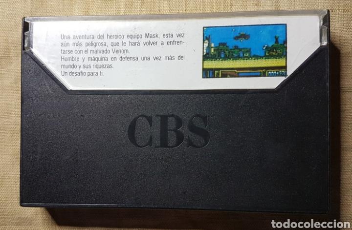 Videojuegos y Consolas: Videojuego cinta commodore mask 2 - Foto 2 - 181083783