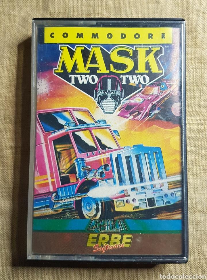 VIDEOJUEGO CINTA COMMODORE MASK 2 (Juguetes - Videojuegos y Consolas - Commodore)