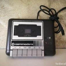 Videojuegos y Consolas: DATASSETTE COMMODORE MODELO 1531 CASSETTE REPRODUCTOR DE CINTAS. Lote 181182576