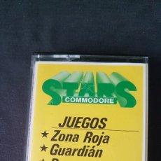 Videojuegos y Consolas: COMMODORE STAR 1...6 JUEGOS. Lote 181192637