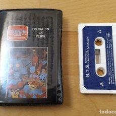 Videojuegos y Consolas: JUEGO UN DÍA EN LA FERIA COMMODORE COMPUTER CLUB 17 BUEN ESTADO. Lote 182293020