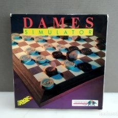Videojuegos y Consolas: JUEGO PARA COMMODORE AMIGA DAMES . Lote 182362282