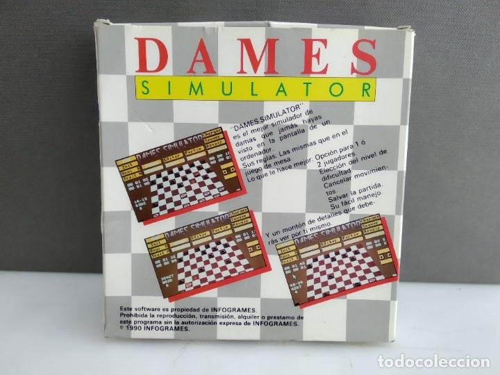 Videojuegos y Consolas: JUEGO PARA COMMODORE AMIGA DAMES - Foto 2 - 182362282