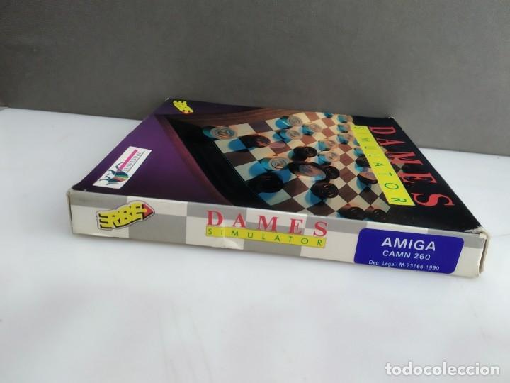 Videojuegos y Consolas: JUEGO PARA COMMODORE AMIGA DAMES - Foto 3 - 182362282