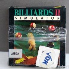 Videojuegos y Consolas: JUEGO PARA COMMODORE AMIGA BILLARDS II. Lote 182362518