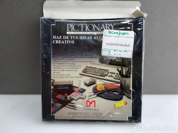 Videojuegos y Consolas: JUEGO PARA COMMODORE AMIGA PICTIONARY - Foto 2 - 182367511