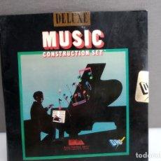 Videojuegos y Consolas: JUEGO PARA COMMODORE AMIGA DELUX MUSIC. Lote 182367591