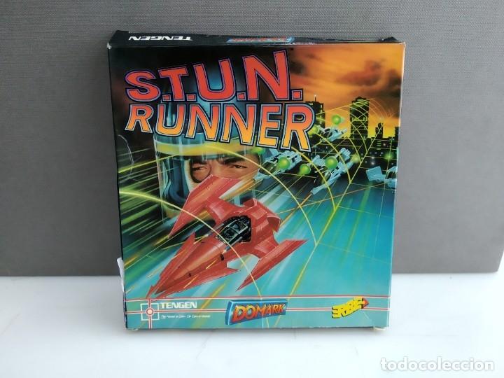 JUEGO PARA COMMODORE AMIGA STUN RUNNER (Juguetes - Videojuegos y Consolas - Commodore)
