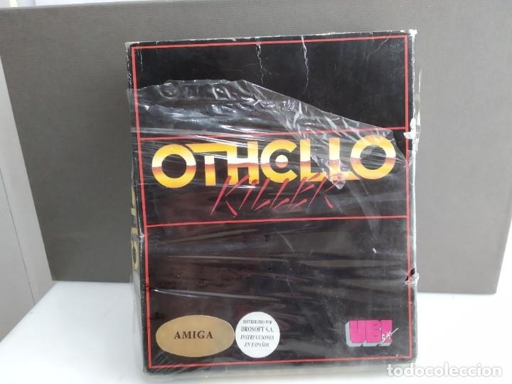 JUEGO PARA COMMODORE AMIGA OTHELLO (Juguetes - Videojuegos y Consolas - Commodore)