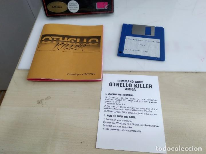 Videojuegos y Consolas: JUEGO PARA COMMODORE AMIGA OTHELLO - Foto 5 - 182368428