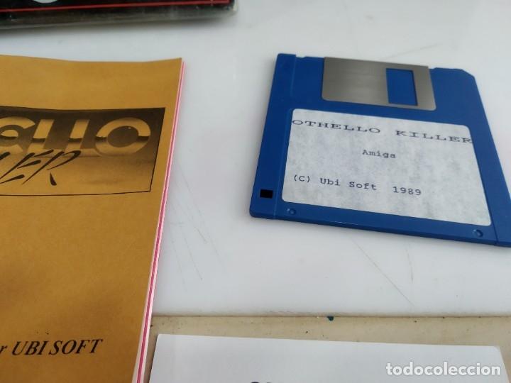 Videojuegos y Consolas: JUEGO PARA COMMODORE AMIGA OTHELLO - Foto 6 - 182368428