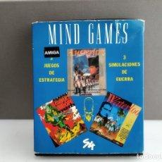 Videojuegos y Consolas: JUEGO PARA COMMODORE AMIGA WIND GAMES . Lote 182368726