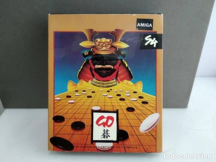 JUEGO PARA COMMODORE AMIGA GO PLAYER (Juguetes - Videojuegos y Consolas - Commodore)