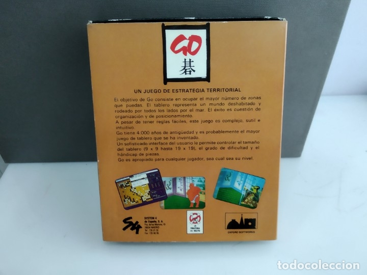 Videojuegos y Consolas: JUEGO PARA COMMODORE AMIGA GO PLAYER - Foto 3 - 182368886