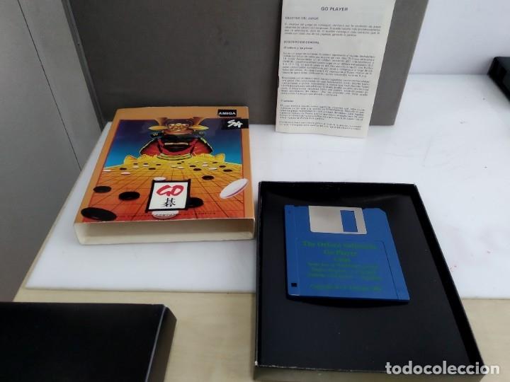 Videojuegos y Consolas: JUEGO PARA COMMODORE AMIGA GO PLAYER - Foto 4 - 182368886