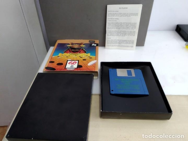 Videojuegos y Consolas: JUEGO PARA COMMODORE AMIGA GO PLAYER - Foto 6 - 182368886