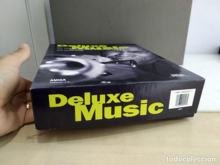 Videojuegos y Consolas: JUEGO PARA COMMODORE AMIGA DELUXE MUSIC - Foto 3 - 182369021