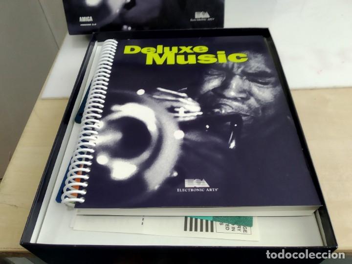 Videojuegos y Consolas: JUEGO PARA COMMODORE AMIGA DELUXE MUSIC - Foto 5 - 182369021