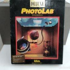Videojuegos y Consolas: JUEGO PARA COMMODORE AMIGA PHOTOLAB. Lote 182369263