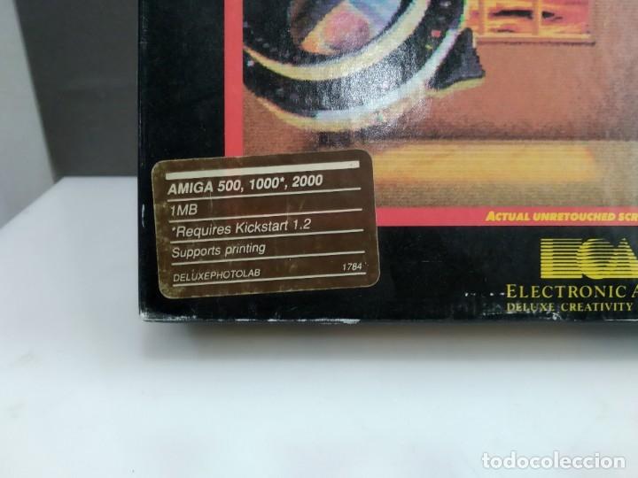 Videojuegos y Consolas: JUEGO PARA COMMODORE AMIGA PHOTOLAB - Foto 2 - 182369263