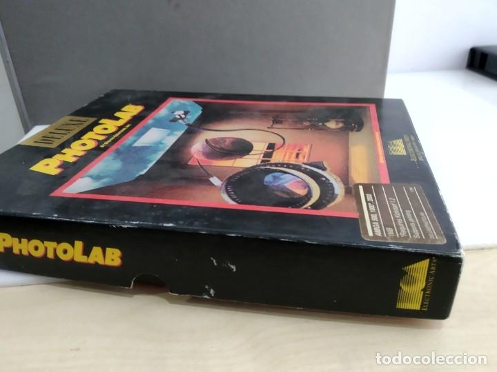 Videojuegos y Consolas: JUEGO PARA COMMODORE AMIGA PHOTOLAB - Foto 3 - 182369263