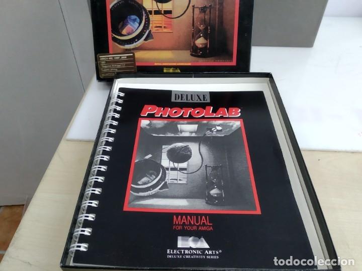 Videojuegos y Consolas: JUEGO PARA COMMODORE AMIGA PHOTOLAB - Foto 4 - 182369263