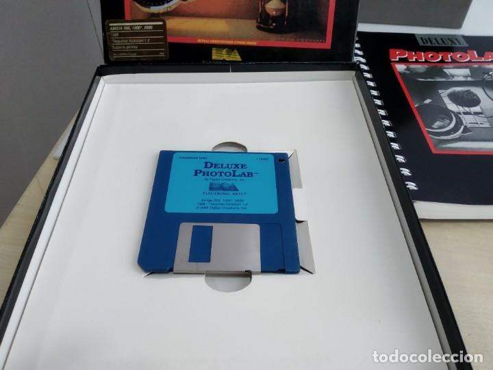 Videojuegos y Consolas: JUEGO PARA COMMODORE AMIGA PHOTOLAB - Foto 5 - 182369263