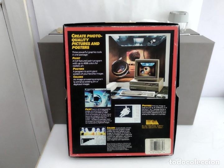 Videojuegos y Consolas: JUEGO PARA COMMODORE AMIGA PHOTOLAB - Foto 6 - 182369263