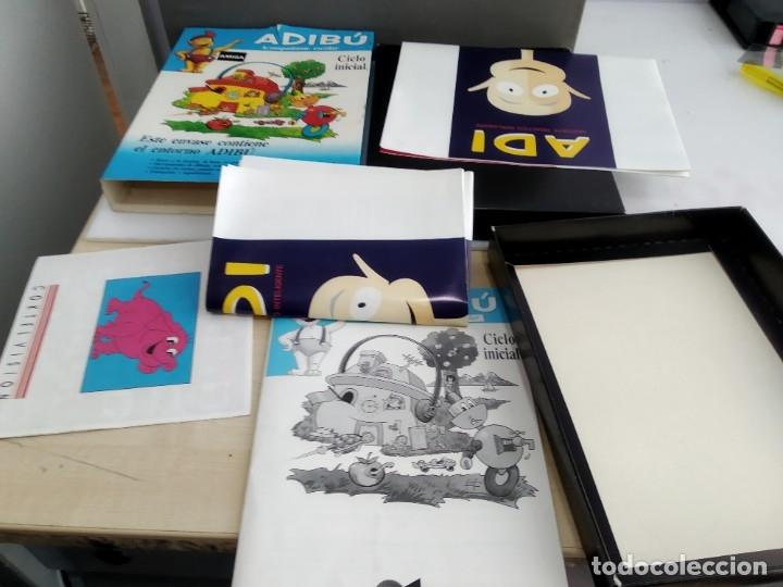 Videojuegos y Consolas: JUEGO PARA COMMODORE AMIGA ADIBU - Foto 3 - 182369325