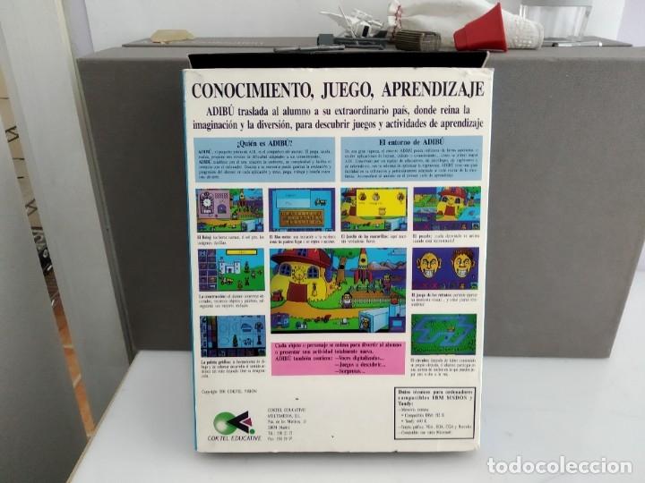 Videojuegos y Consolas: JUEGO PARA COMMODORE AMIGA ADIBU - Foto 9 - 182369325