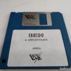 Videojuegos y Consolas: JUEGO PARA COMMODORE AMIGA ISHIDO. Lote 182369517