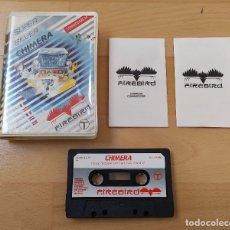 Videojuegos y Consolas: JUEGO CHIMERA COMMODORE 64 BUEN ESTADO. Lote 182381551