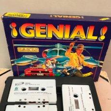 Videojuegos y Consolas: PACK US GOLD GENIAL PARA COMMODORE - OUT RUN, INDIANA JONES, VIGILANTE, THUNDER BLADE. Lote 182810501