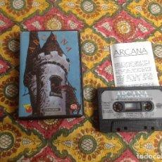 Videojuegos y Consolas: ARCANA COMMODORE . Lote 182958826