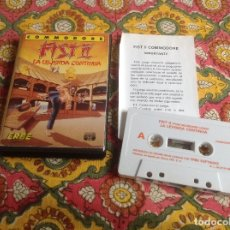 Videojuegos y Consolas: FIST II LA LEYENDA CONTINUA COMMODORE . Lote 182959243