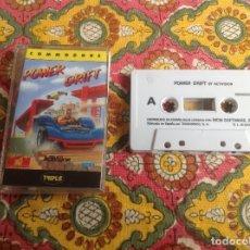 Videojuegos y Consolas: POWER DRIFT COMMODORE . Lote 182960850