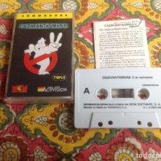Videojuegos y Consolas: CAZAFANTASMAS II COMMODORE . Lote 182961031