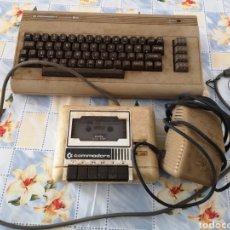 Jeux Vidéo et Consoles: COMMODORE COMPLETA + 1 JUEGO. Lote 189723508