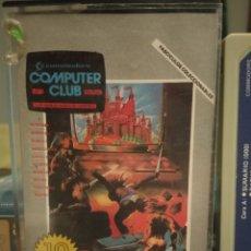 Videojuegos y Consolas: COMPUTER CLUB Nº 1 COMMODORE 64+CASSETTE CON 10 PROGRAMAS. Lote 189795103