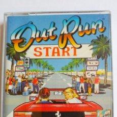 Videojuegos y Consolas: JUEGO OUT RUN COMMODORE C64 ORDENADOR CINTA. Lote 191535461